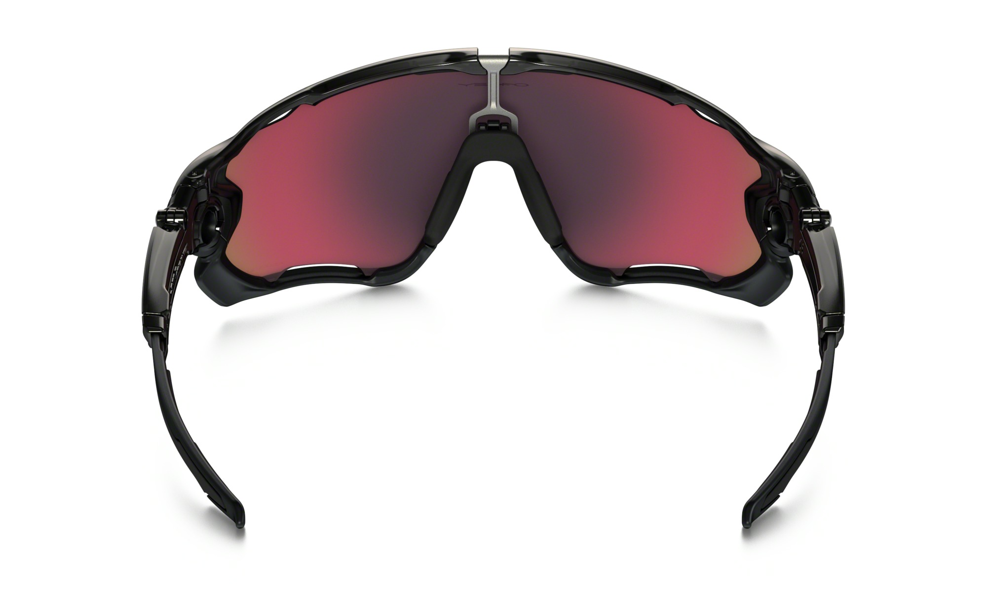 JAWBREAKER BLACK INC   RED IRIDIUM POLARIZED - Bells Cycling ca05a39d452