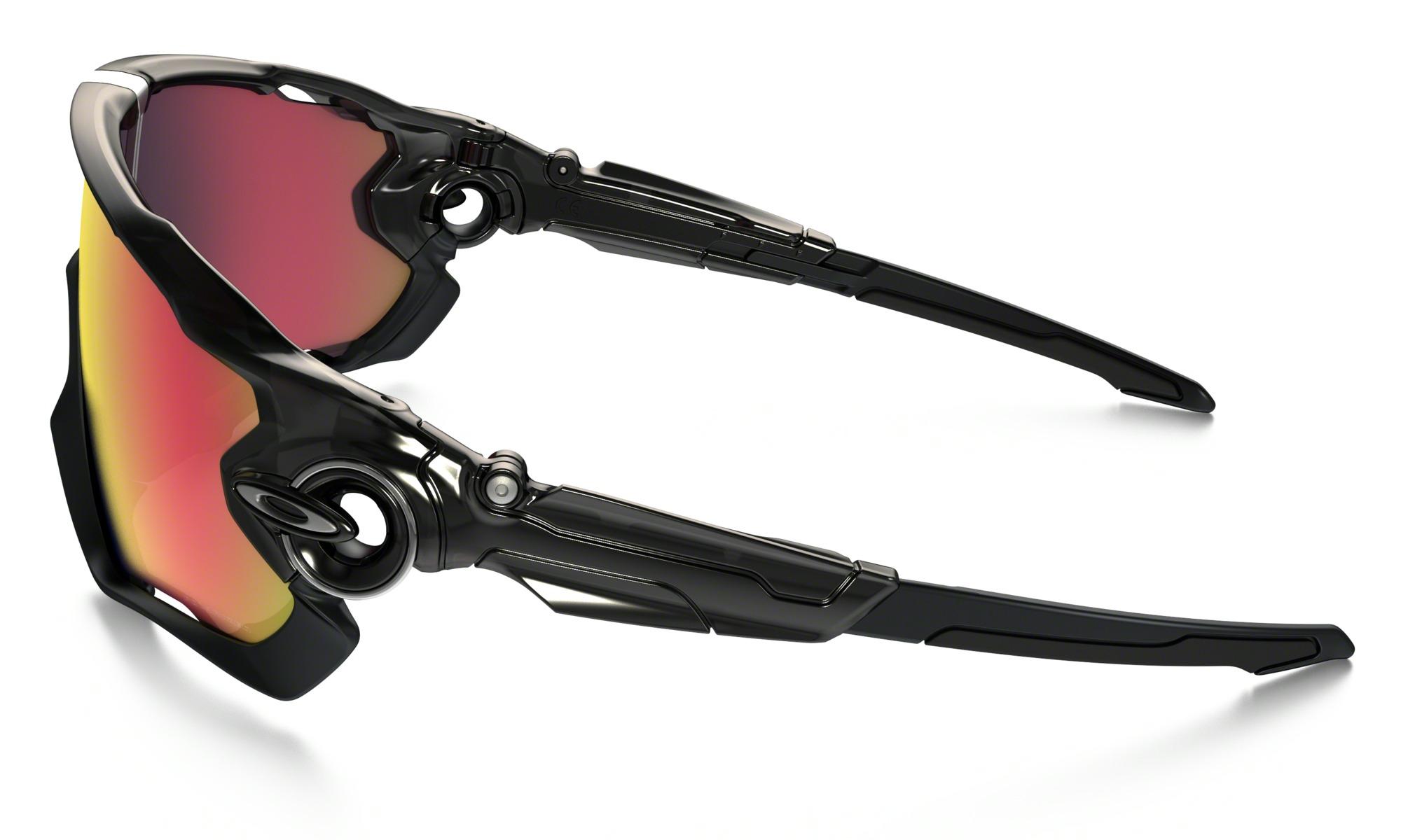 8994e6c330f3c JAWBREAKER BLACK INC   RED IRIDIUM POLARIZED - Bells Cycling