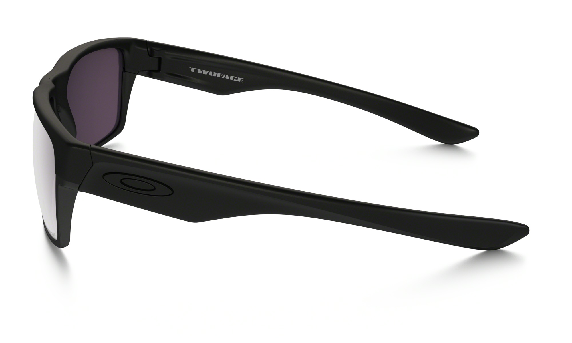 c58ef97941 Home · Eyewear · Oakley · TWO FACE  TWO FACE MATTE BLACK   PRIZM DAILY  POLARIZED COVERT COLLECTION. 🔍. R 2