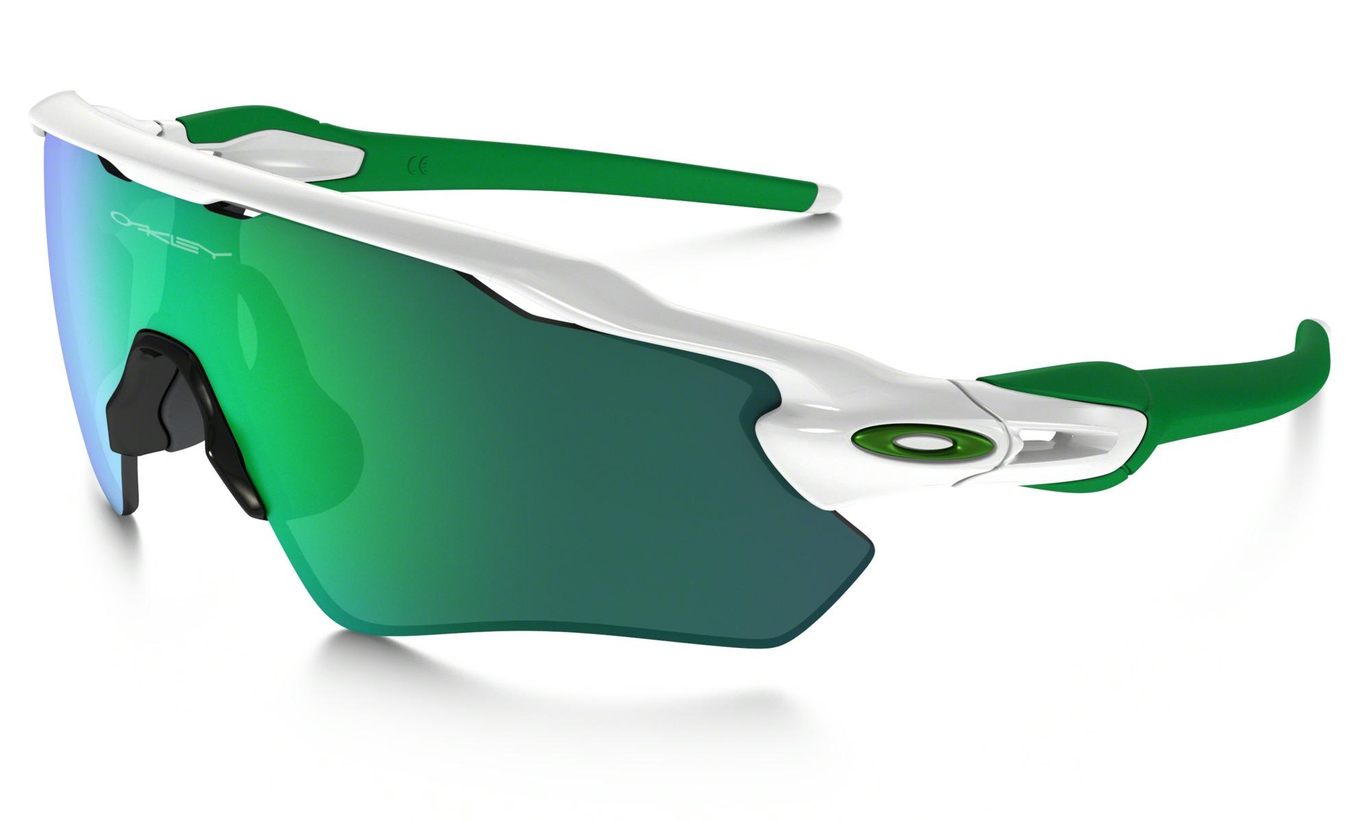 ba9ee05cdde Home · Eyewear · Oakley · RADAR EV PATH  RADAR EV PATH POLISHED POLISHED  WHITE – JADE IRIDIUM. 🔍. R 2